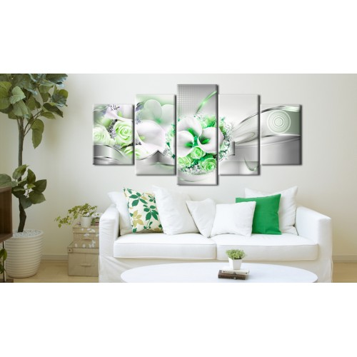 Quadro - Emerald Bouquet - Quadri e decorazioni