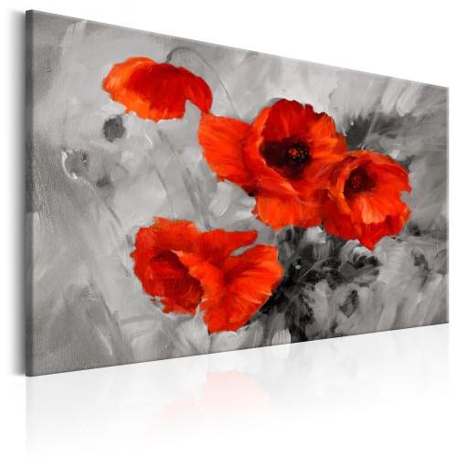 Quadro - Steel Poppies - Quadri e decorazioni