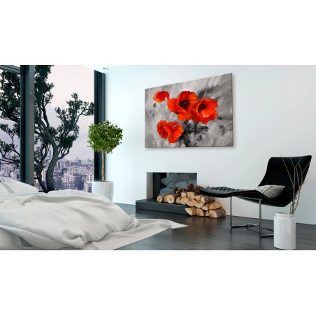 Quadro - Steel Poppies - Quadri e decorazioni
