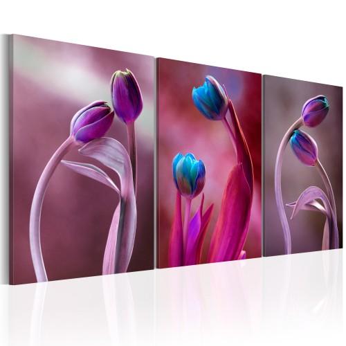 Quadro - Tulipani innamorati - Quadri e decorazioni