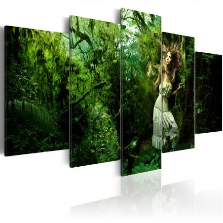 Quadro - Persa tra il verde - Quadri e decorazioni