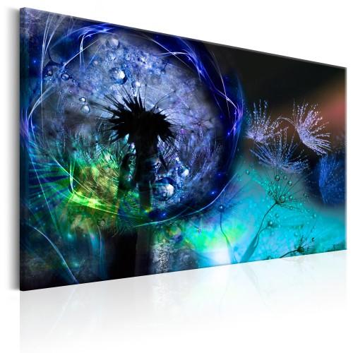 Quadro - Dandelions: Blue Glow - Quadri e decorazioni