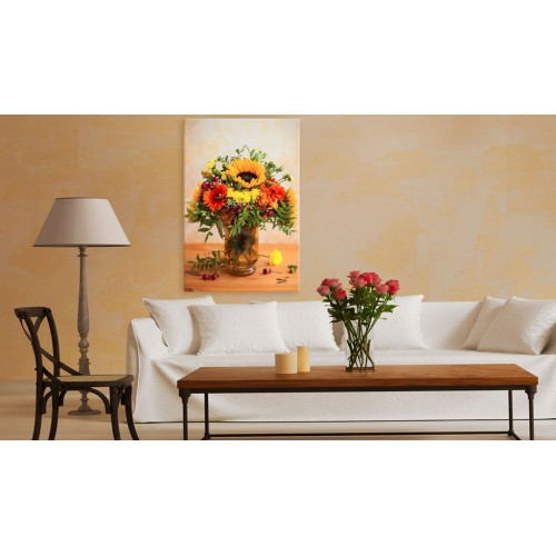 Quadro - Autumnal Flowers - Quadri e decorazioni