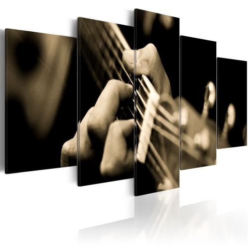 Quadro - Chitarra classica - Quadri e decorazioni