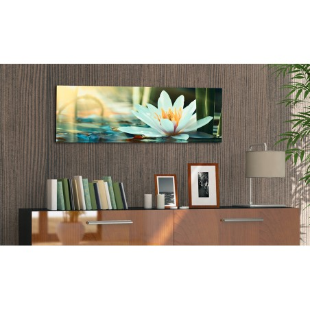 Quadro - The Lake of Lotus - Quadri e decorazioni