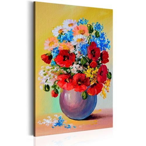 Quadro - Bunch of Wildflowers - Quadri e decorazioni
