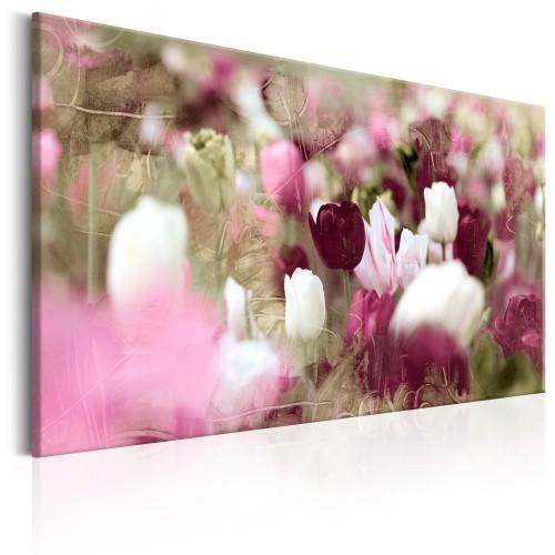 Quadro - Meadow of Tulips - Quadri e decorazioni