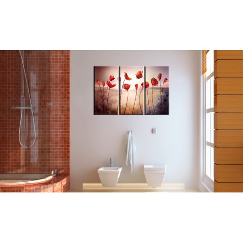 Quadro - Bright red poppies - Quadri e decorazioni