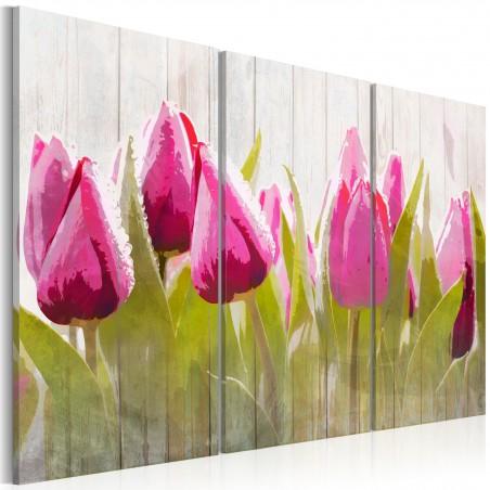 Quadro - Primavera mazzo di tulipani - Quadri e decorazioni