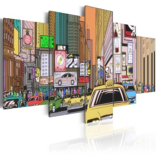 Quadro - Schizzo di citta' - Quadri e decorazioni