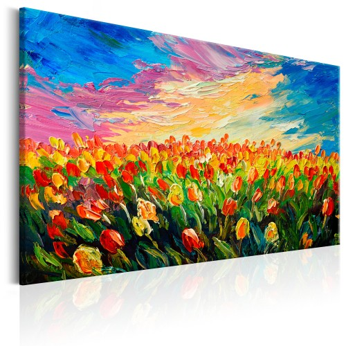 Quadro - Sea of Tulips - Quadri e decorazioni