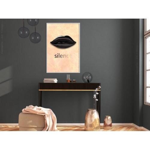Poster - Silent Lips