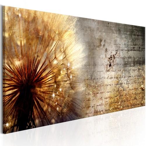 Quadro - Golden Dandelion - Quadri e decorazioni