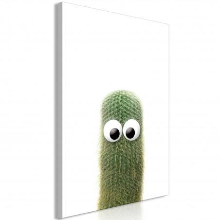 Quadro - Prickly Friend (1 Part) Vertical - Quadri e decorazioni