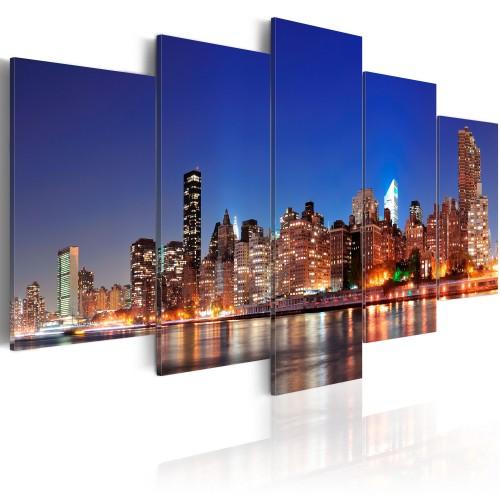 Quadro - Zoomata su New York - Quadri e decorazioni