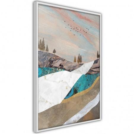 Poster - Painted Landscape