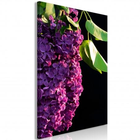 Quadro - Colours of Spring (1 Part) Vertical - Quadri e decorazioni