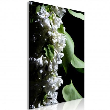 Quadro - Lilacs Detail (1 Part) Vertical - Quadri e decorazioni