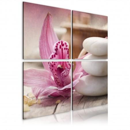 Quadro - Orchidea e zen - Quadri e decorazioni