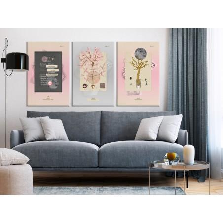 Quadro - Unusual Plants (3 Parts) - Quadri e decorazioni