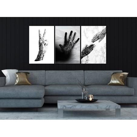 Quadro - Female Hands (3 Parts) - Quadri e decorazioni