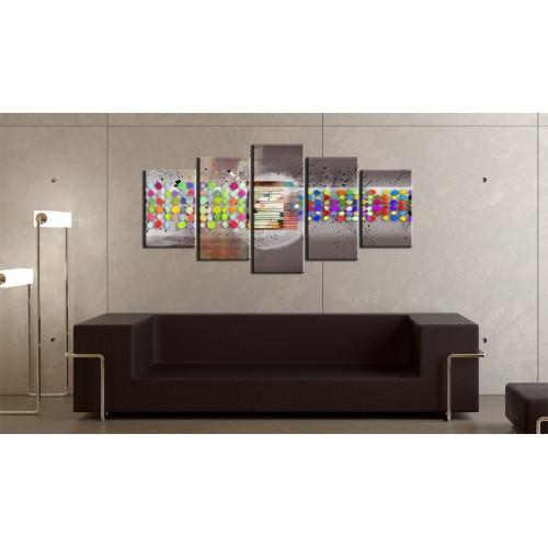 Quadro - astratto (pois) - Quadri e decorazioni