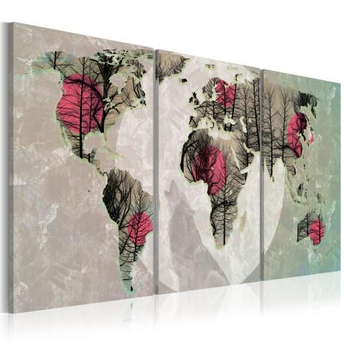 Quadro - Moonlight map - Quadri e decorazioni