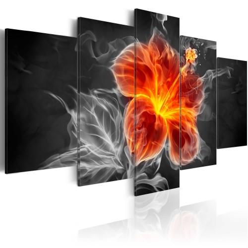 Quadro - Smoky flower - Quadri e decorazioni