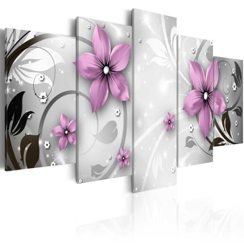 Quadro - Fiore giocoso - Quadri e decorazioni