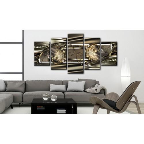 Quadro - Golden beans - Quadri e decorazioni