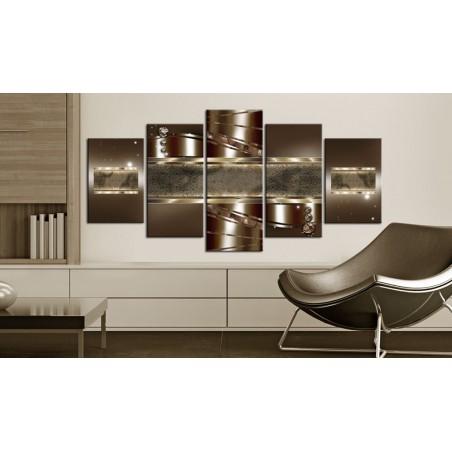 Quadro - Miraggio marrone - Quadri e decorazioni