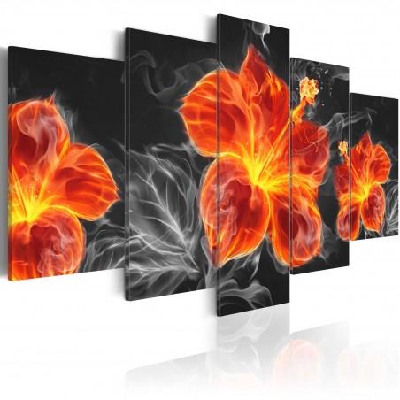 Quadro - Giglio ardente - Quadri e decorazioni