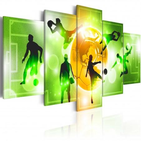 Quadro - Amo il calcio - Quadri e decorazioni