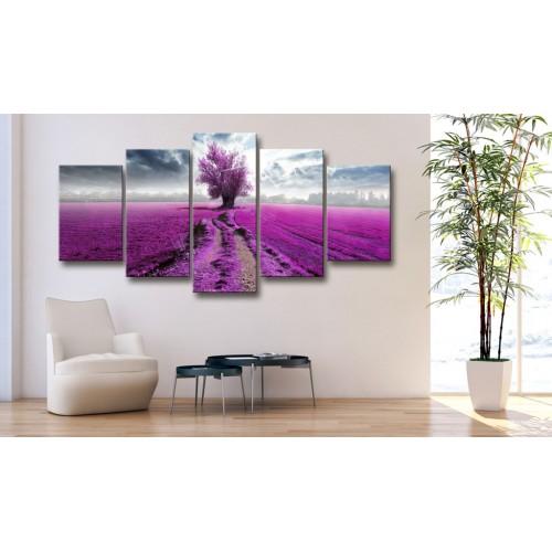 Quadro - Terra viola - Quadri e decorazioni