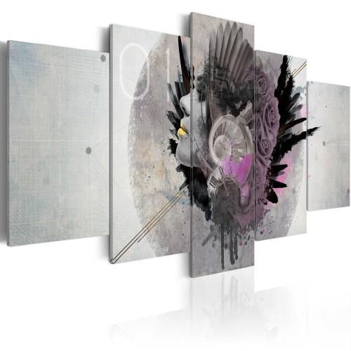 Quadro - Donna insolita - Quadri e decorazioni