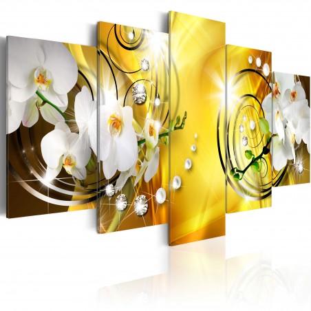 Quadro - Yellow Admiration - Quadri e decorazioni