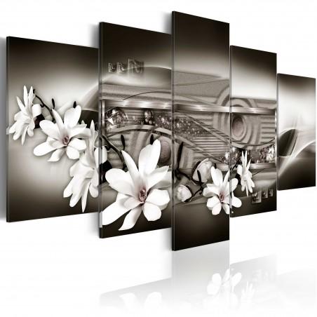 Quadro - Prospettiva floreale - Quadri e decorazioni