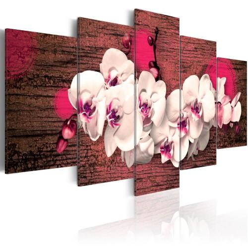 Quadro - Gioia e orchidea - Quadri e decorazioni