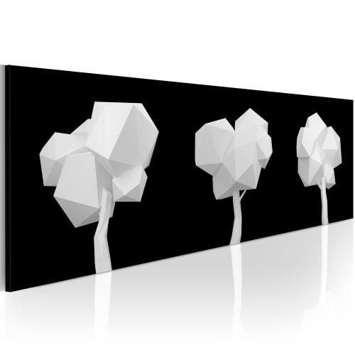 Quadro - Alberi geometrici - Quadri e decorazioni