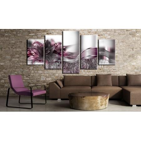 Quadro - Nastro viola - Quadri e decorazioni