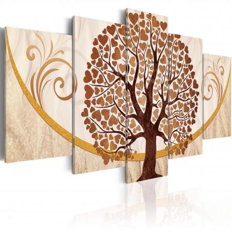 Quadro - The Golden Tree of Love - Quadri e decorazioni