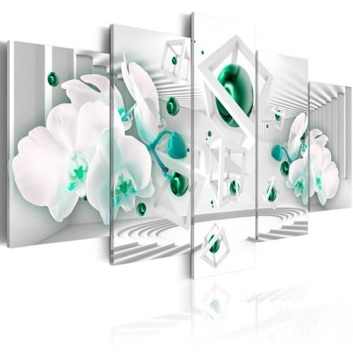 Quadro - Turquoise Dance - Quadri e decorazioni