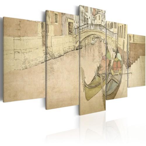 Quadro - Venezia e gondole - Quadri e decorazioni