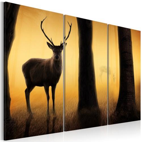 Quadro - Guardiano del bosco - Quadri e decorazioni