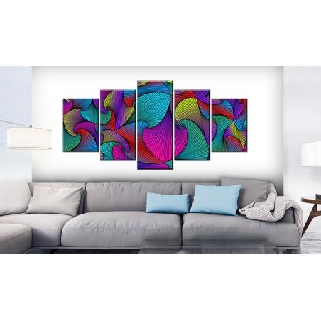 Quadro - Carousel of Colours - Quadri e decorazioni