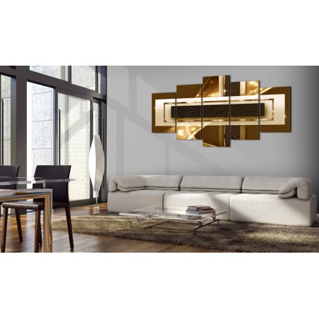 Quadro - Golden Streak - Quadri e decorazioni