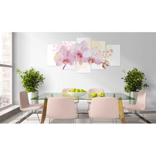 Quadro - Orchidea sofisticata - Quadri e decorazioni