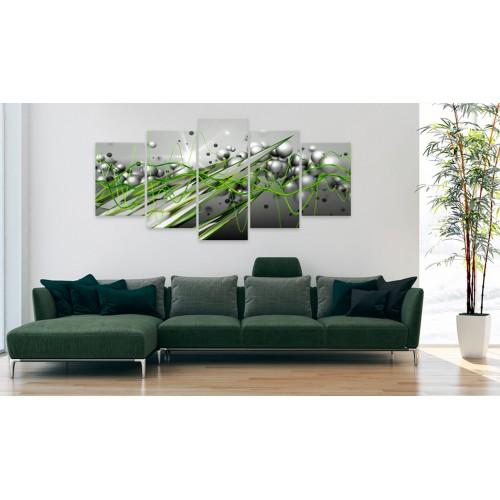 Quadro - Green Rhythm - Quadri e decorazioni