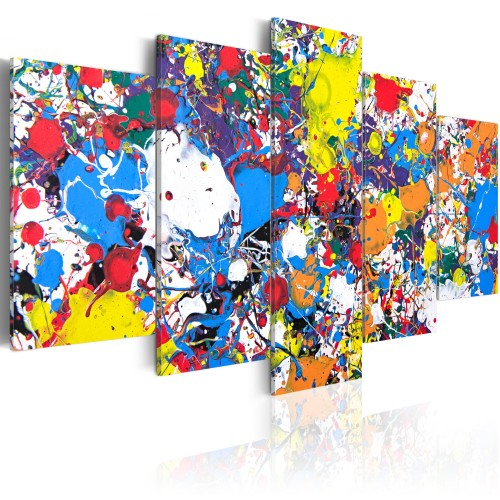 Quadro - Colourful Imagination - Quadri e decorazioni