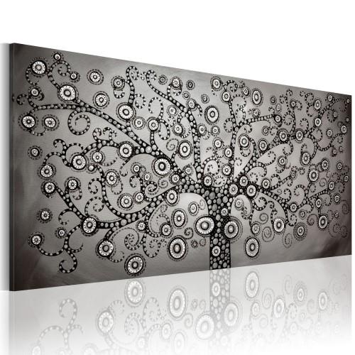 Quadro - Silver Tree - Quadri e decorazioni